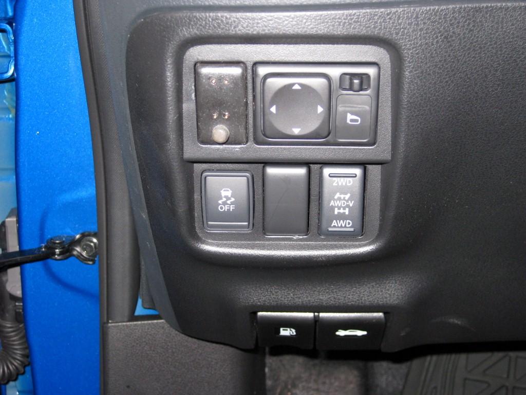 Nissan Juke Footwell Amp Glove Box LED Lightning PlastiBots