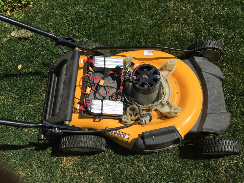 medium resolution of the cubcadet wiring design is straight forward and i was able to hack the lipo s into it quickly while also maintaining the existing circuitry i e the