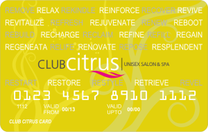 Loyalty Membership Card