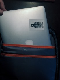 K&F Concept Kamera Rucksack MacBook passt super rein