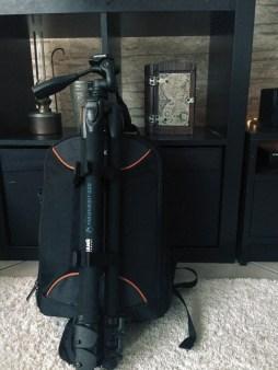 K&F Concept Kamera Rucksack mit Stativ