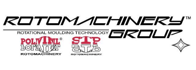 ΜΗΧΑΝΕΣ Rotational Molding POLIVINIL ROTOMACHINERY GROUP logo