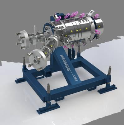 εξωθηση σωληνων extruder Rollepaal - PLASTIC-INDUSTRY.GR RMD 6 v1