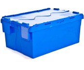 plastic storage containers with attached lids