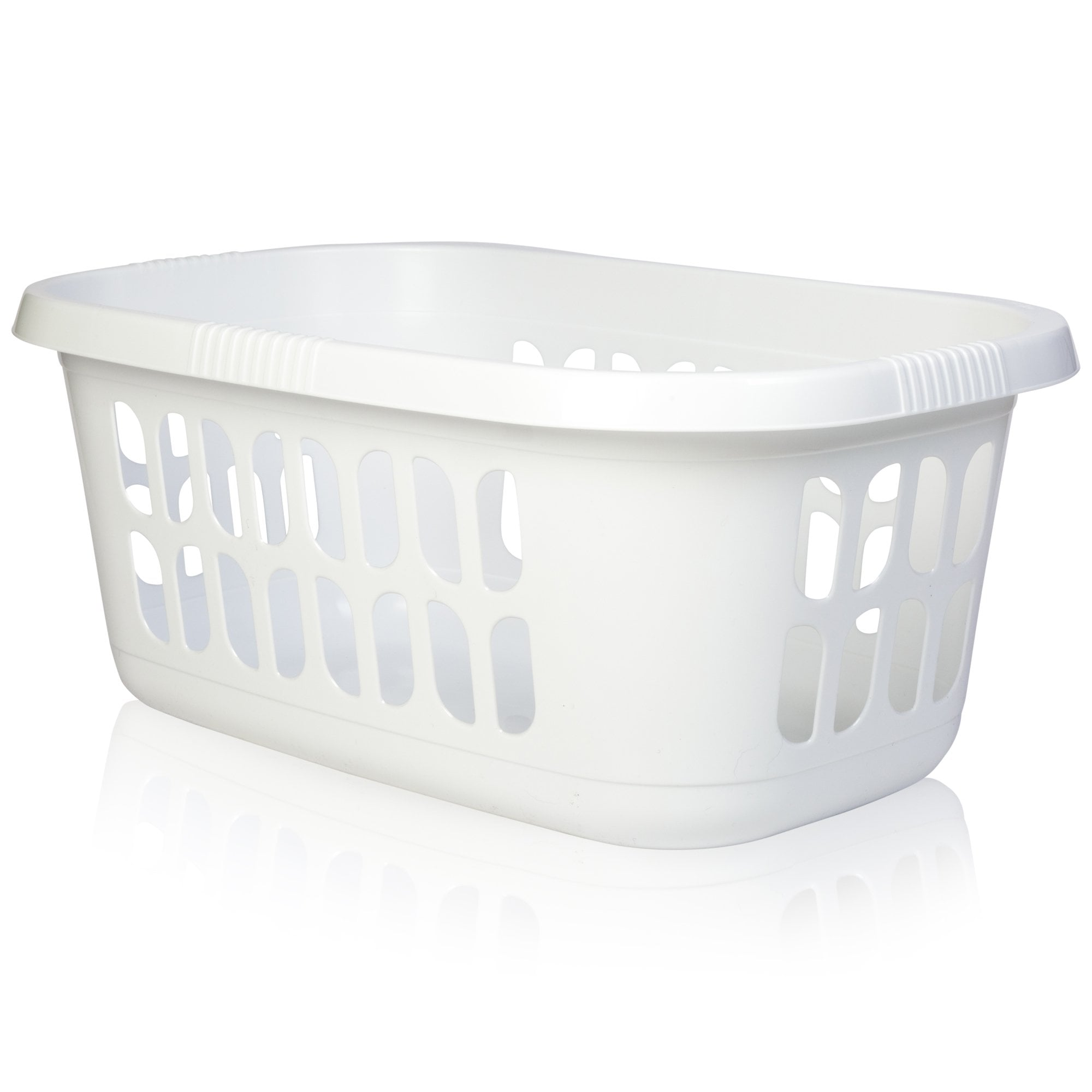 Small Hipster Laundry Basket Home Storage From Plasticboxshop Uk