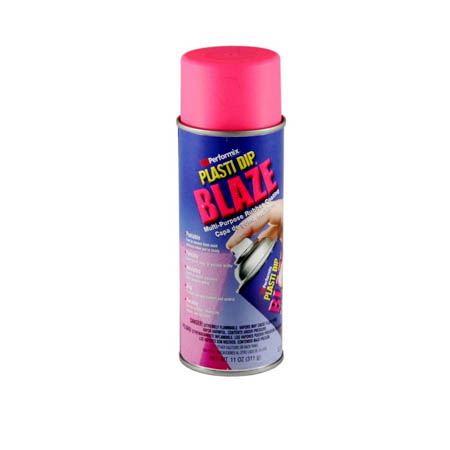 Plastidip blaze pink 11223-6
