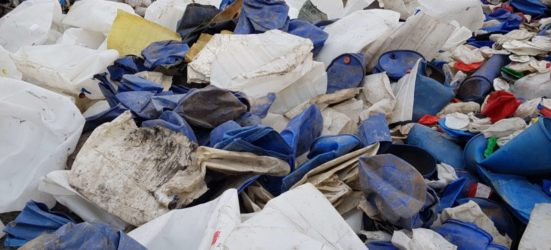 Report: Replicable strategy to produce solutions for the collection, sorting and reprocessing of commercial and industrial plastic waste in urban environments