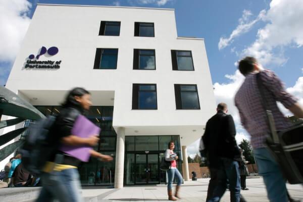 portsmouth university