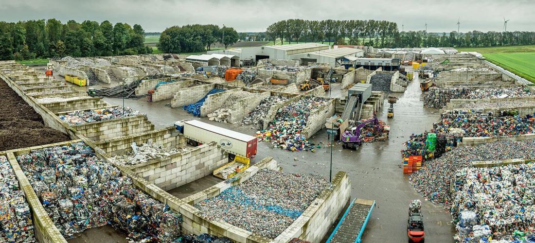 Coronavirus threatens plastic recycling efforts
