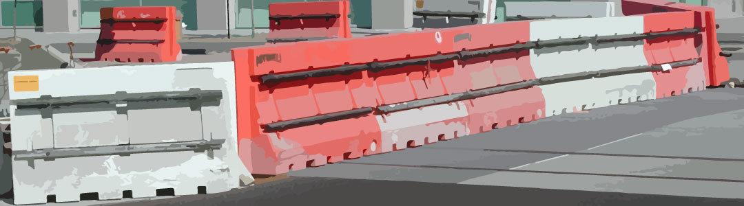 Guardian 350 Highway Barricade