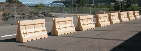 Jersey Barriers: Names and Variations