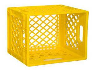 dairy-crate mold