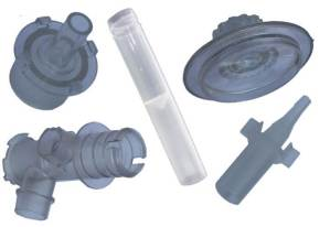 medital plastic parts