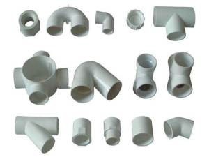 plastic-fitting mould