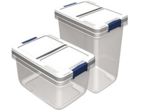 plastic storagebins