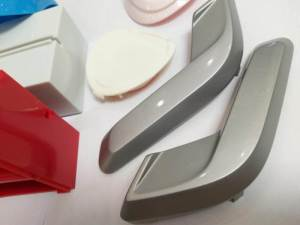 High gloss Plastic molding