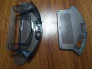 diy clear plastic molding