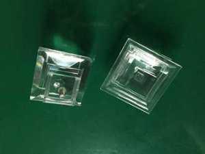 PMMA injection molding