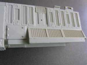 PBT injection molding