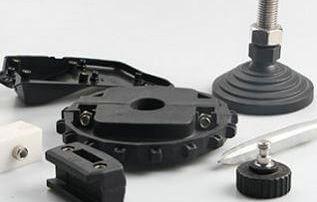 POM plastic molding parts