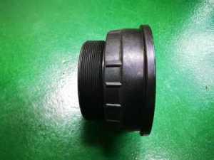 Plastic solenoid valves molding parts