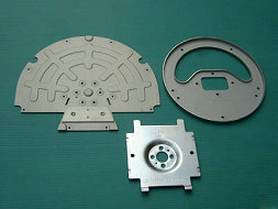 Stamping punch parts