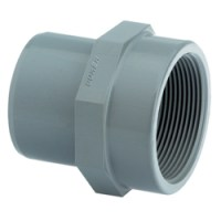 "ABS Plastic Pipe and Fittings 2"" ABS Grey"