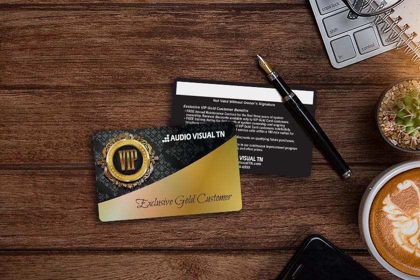 Top 10 VIP Card Designs