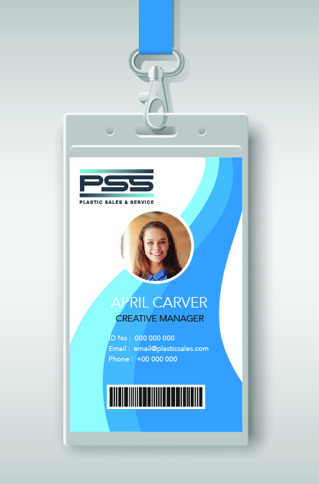 Name tags & ID badges