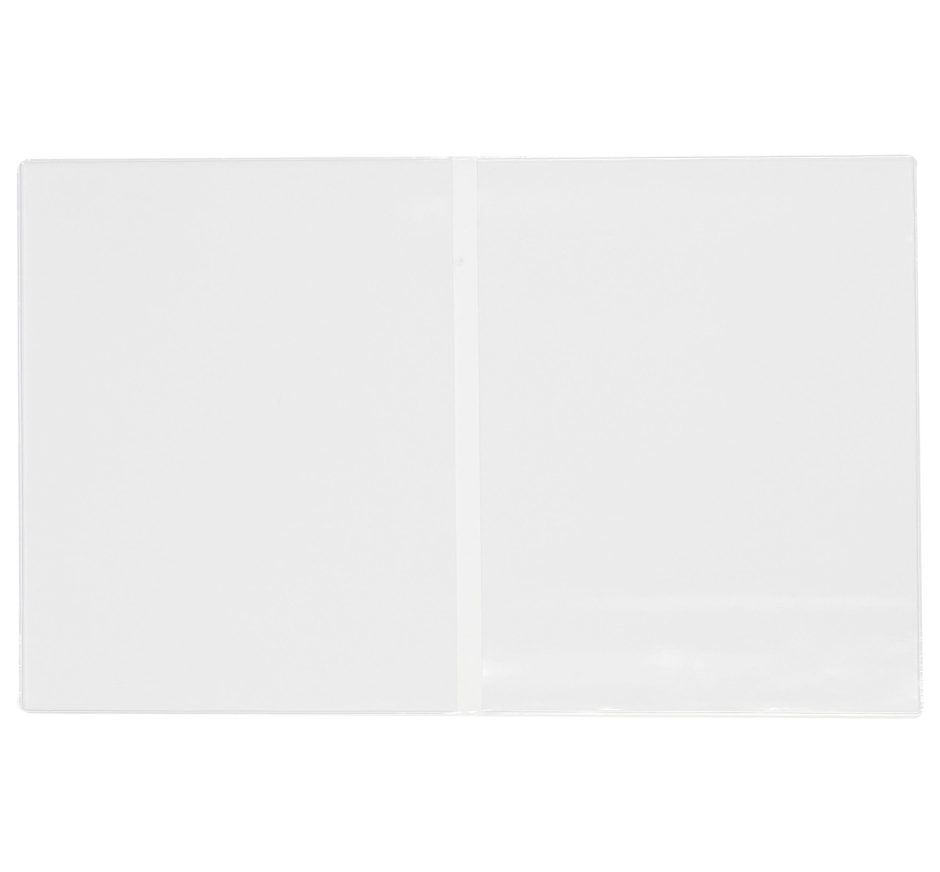 "Double Panel Menu Sleeves 8.5""x11"""