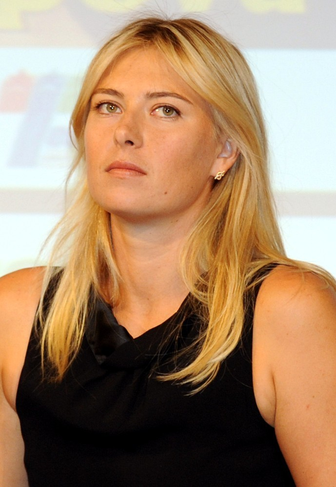 Maria Sharapova Plastic Surgery Before After