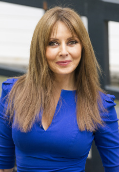 Carol Vorderman Plastic Surgery Before After