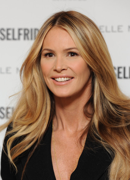 Elle Macpherson Plastic Surgery Before After