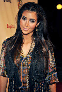 Kim Kardhashian Plastic Surgery Before After