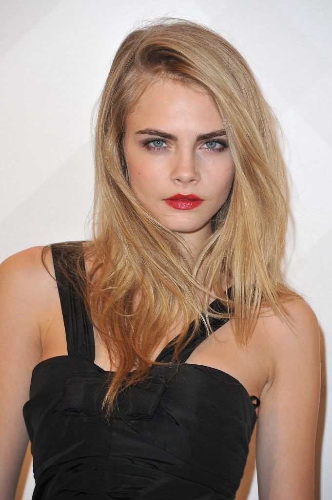 Cara Delevingne Plastic Surgery Before After