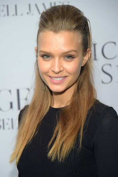 Josephine Skriver Plastic Surgery: Breast Butt Nose Chin Lips Before After