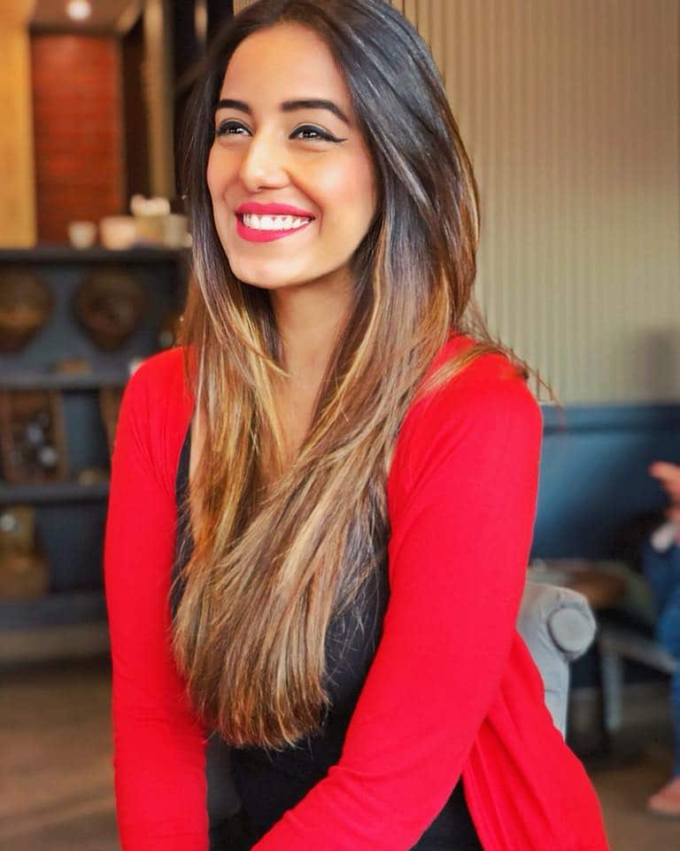 Srishty Rode Plastic Surgery Before After