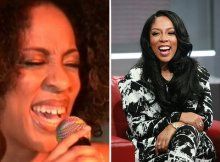K Michelle teeth before and after