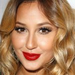 Adrienne Bailon Plastic Surgery – Breast Implants In & Out