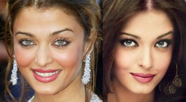 Aishwarya Rai Nose Job Plastic Surgery