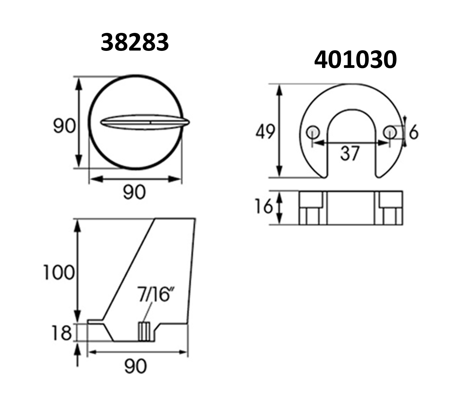 Anodes For Mercury