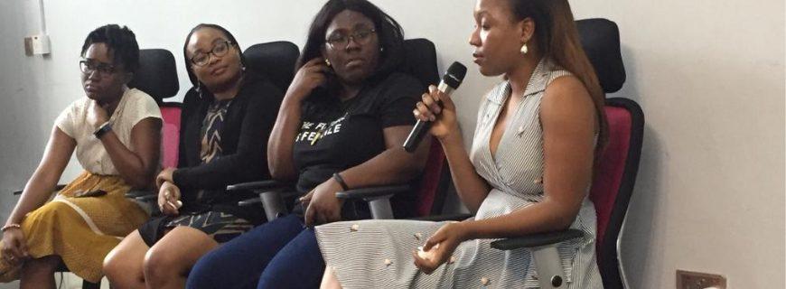 Nigerian women in tech