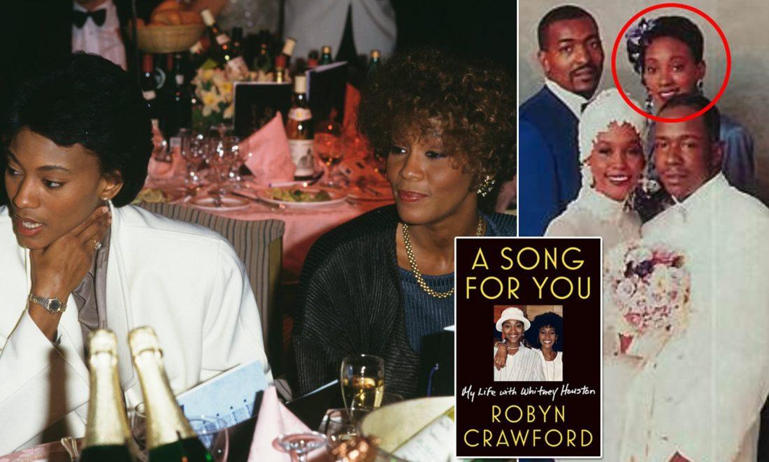 Whitney Houston's Lesbian Lover Robyn Crawford Reveals All In New Memoir