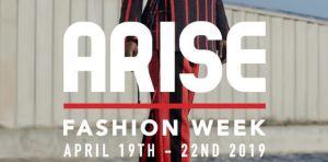 ARISE Fashion Week Talks: Naomi Campbell, Andre Leon Talley, Liya Kebede, Lola Ogunnaike, Reni Folawiyo | April 19th – 20st