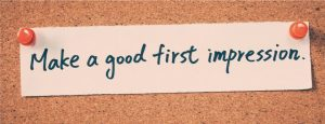 Five Steps To Making The Best First Impression