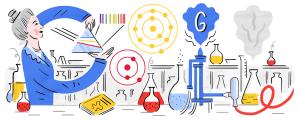 Google Celebrates Leading Female Physicist Hedwig Kohn