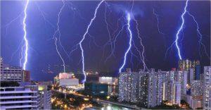 NiMET Forecasts Thunderstorm In Nigeria On Friday, 28th June