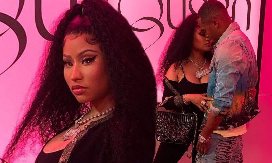 Nicki Minaj Set To Wed Boyfriend Kenneth Perry