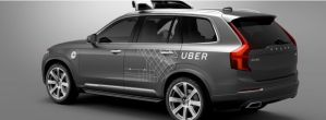 Uber Reveals Its Latest Self-Driving Car