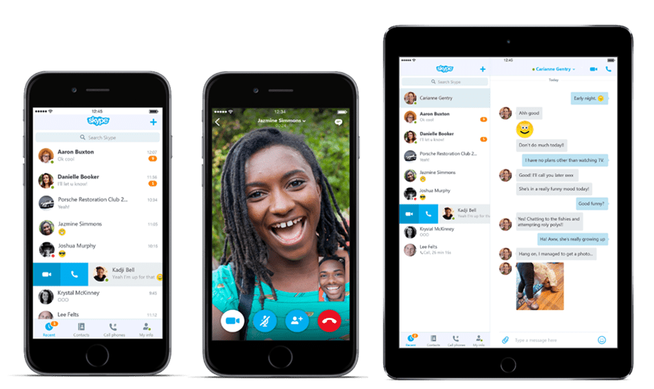 You Can Now Share Your Android Or iOS Screen During Skype Calls |